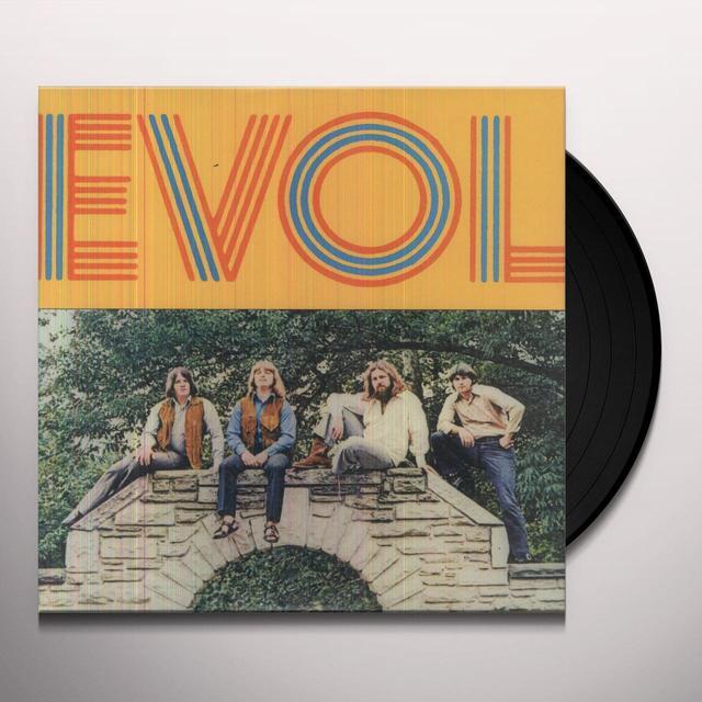 EVOL Vinyl Record - Limited Edition, 180 Gram Pressing