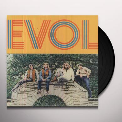 EVOL Vinyl Record - Limited Edition, 180 Gram Pressing