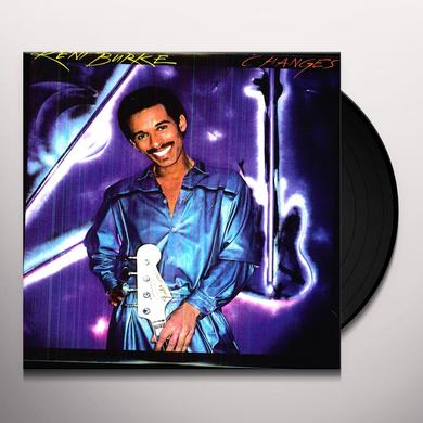 Keni Burke CHANGES Vinyl Record
