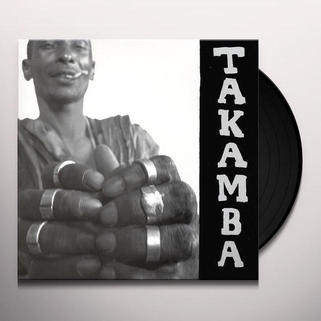 Ali Ag Amoumine TAKAMBA Vinyl Record