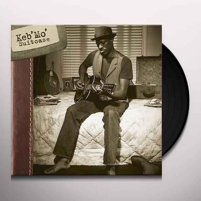 Keb' Mo' SUITCASE Vinyl Record - 180 Gram Pressing