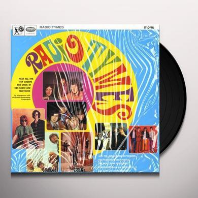 RADIO TYMES FEATURING HENDRIX DEEP PURPLE & / VAR Vinyl Record