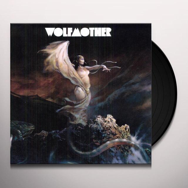 WOLFMOTHER Vinyl Record - 180 Gram Pressing