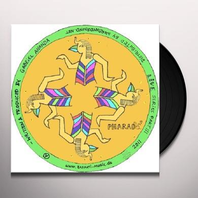 Gabriel Ananda LIVE SERIES 3 Vinyl Record