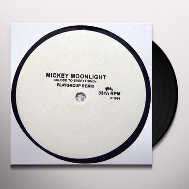 Mickey Moonlight CLOSE TO EVERYTHING Vinyl Record