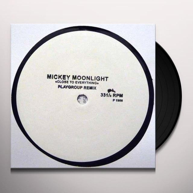 Mickey Moonlight CLOSE TO EVERYTHING Vinyl Record