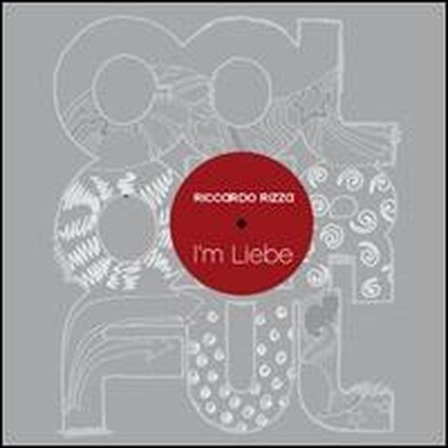 Riccardo Rizza I'M LIEBE (EP) Vinyl Record