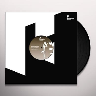 Philip Bader GOOD FOR NOTHING (EP) Vinyl Record