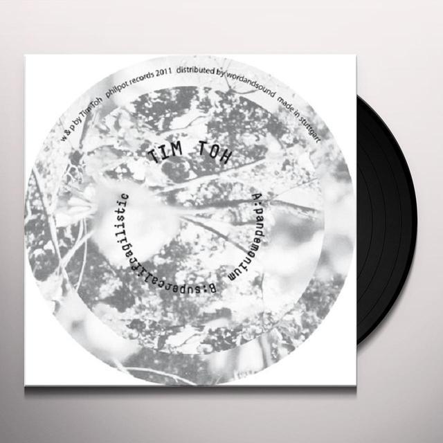 Tim Toh PANDEMONIUM (EP) Vinyl Record