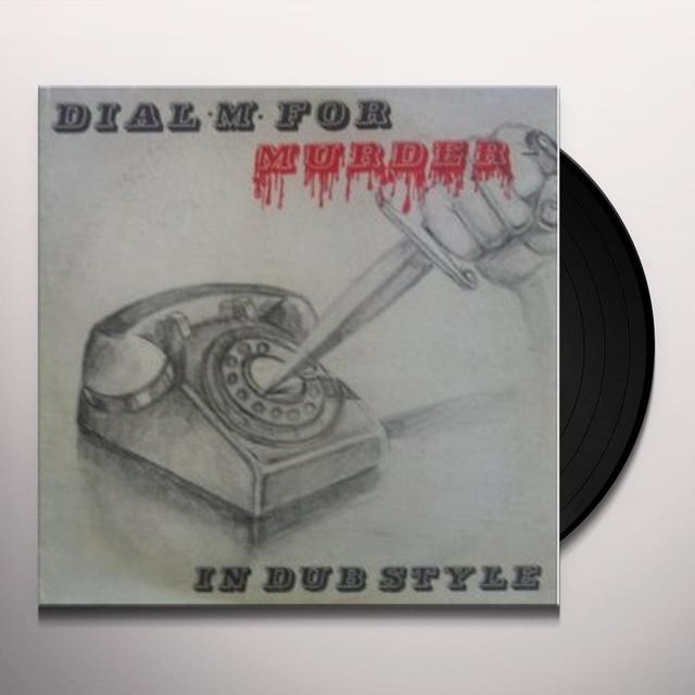 Phil Pratt DIAL M FOR MURDER IN DUB STYLE Vinyl Record