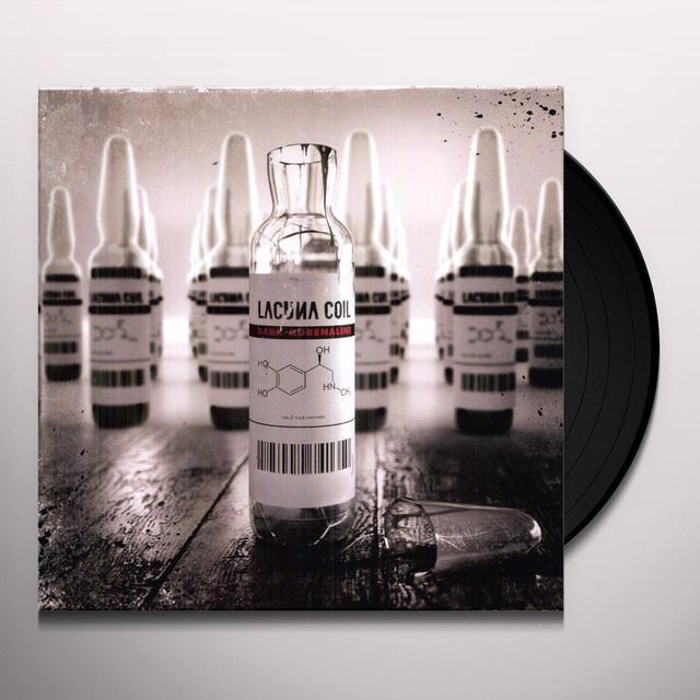 Lacuna Coil DARK ADRENALINE Vinyl Record - Limited Edition