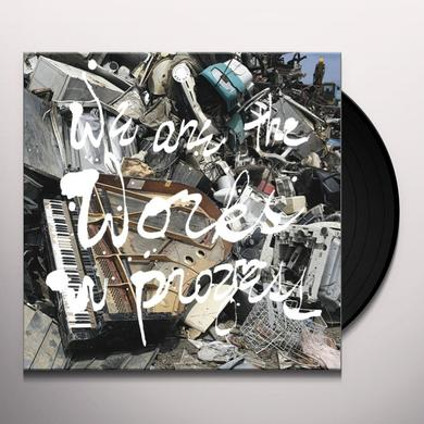 WE ARE THE WORKS IN PROGRESS / VARIOUS Vinyl Record