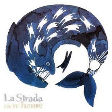 Strada NEW HOME Vinyl Record