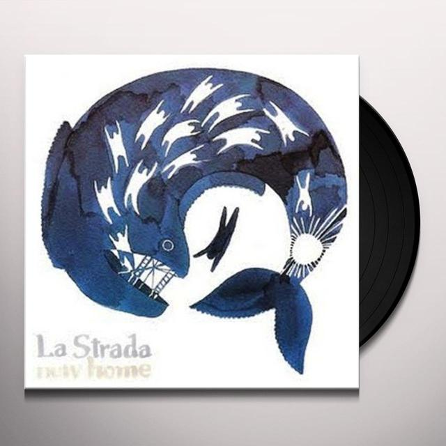 Strada NEW HOME Vinyl Record