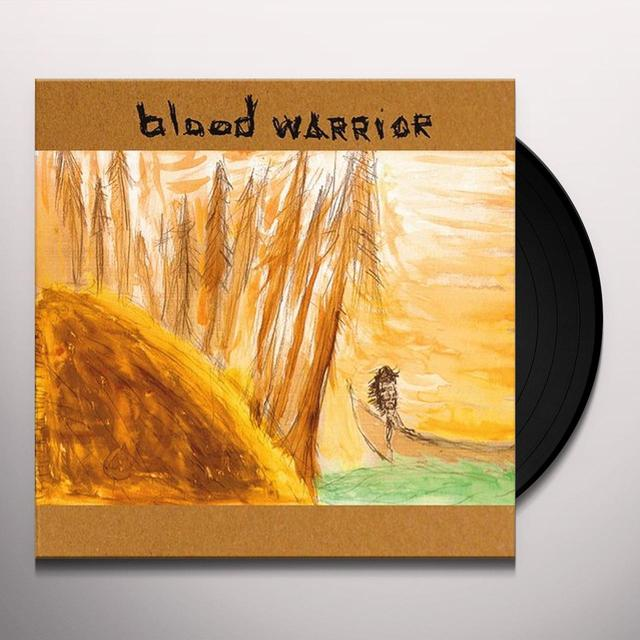 BLOOD WARRIOR Vinyl Record - w/CD