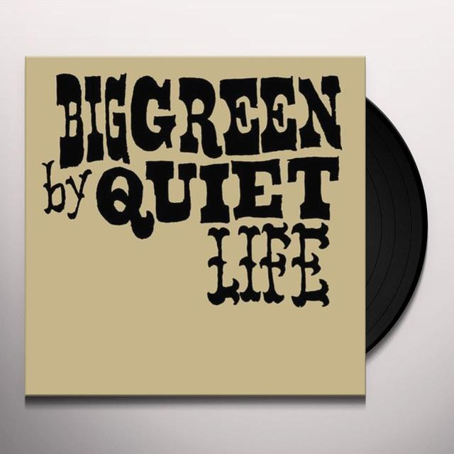 Quiet Life BIG GREEN (Vinyl)