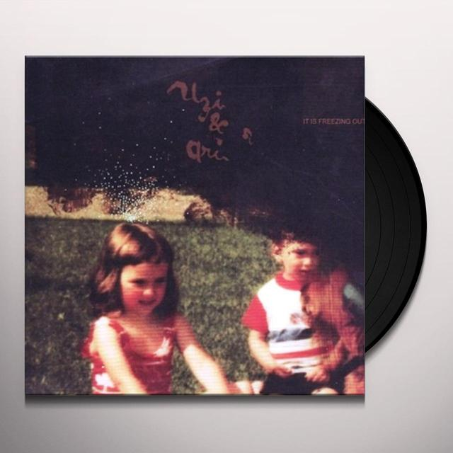 Uzi & Ari IT'S FREEZING OUT Vinyl Record