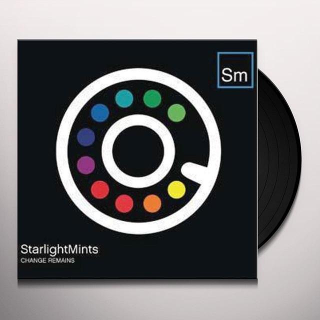 Starlight Mints CHANGE REMAINS (Vinyl)