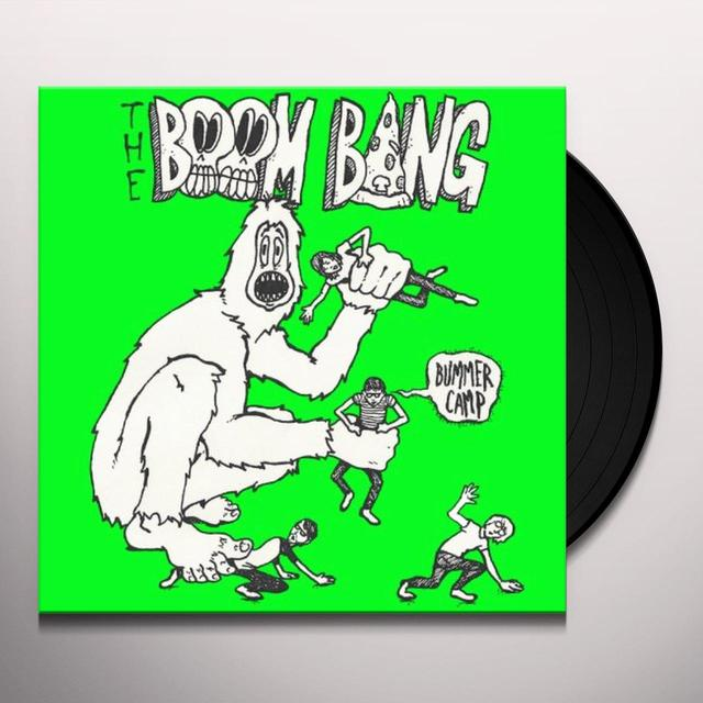 Boom Bang BUMMER CAMP Vinyl Record