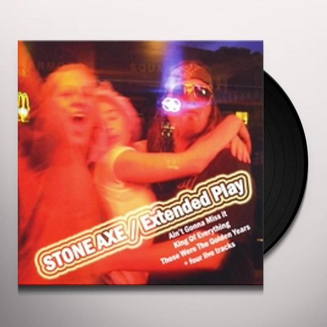 Stone Axe EXTENDED PLAY Vinyl Record - 10 Inch Single