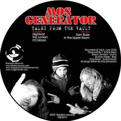 Mos Generator TALES FROM THE VAULT Vinyl Record - 10 Inch Single