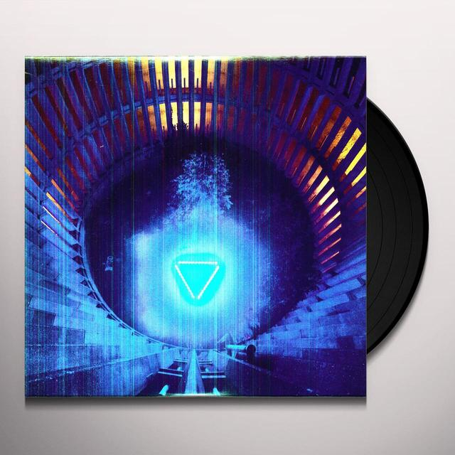 Enter Shikari FLASH FLOOD OF COLOUR Vinyl Record