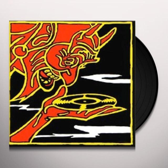 DESTROY THE MOS GENERATOR Vinyl Record