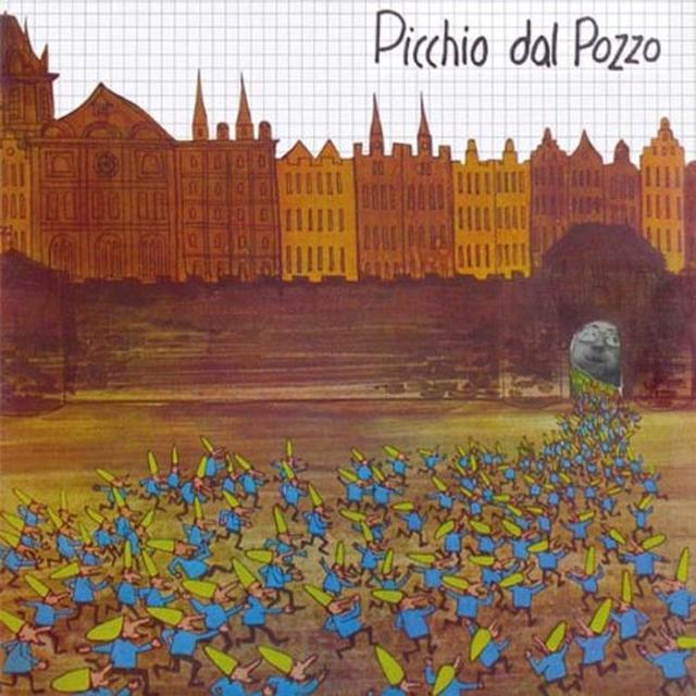 PICCHIO DAL POZZO Vinyl Record - 180 Gram Pressing