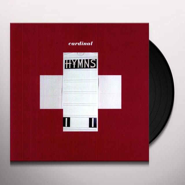 Cardinal HYMNS Vinyl Record
