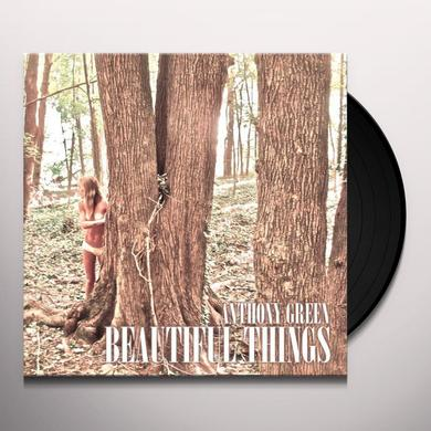Anthony Green BEAUTIFUL THINGS Vinyl Record