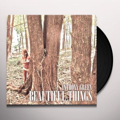Anthony Green BEAUTIFUL THINGS Vinyl Record - 180 Gram Pressing