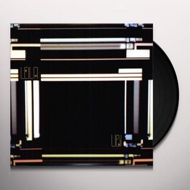 Leila U & I Vinyl Record
