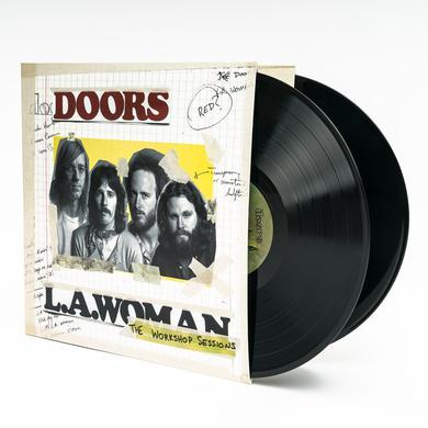 The Doors LA WOMAN: THE WORKSHOP SESSIONS Vinyl Record