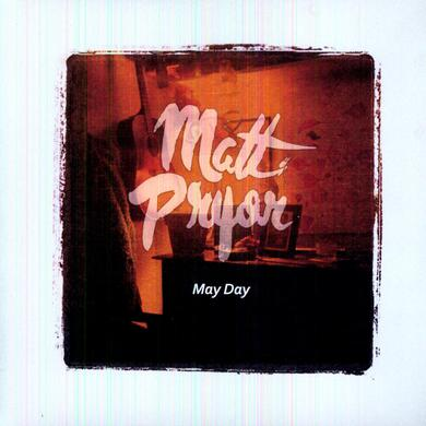 Matt Pryor MAY DAY Vinyl Record