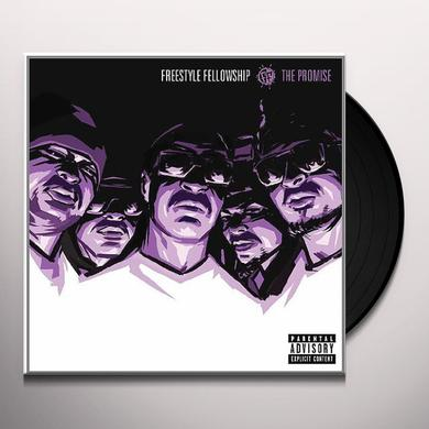 Freestyle Fellowship PROMISE Vinyl Record