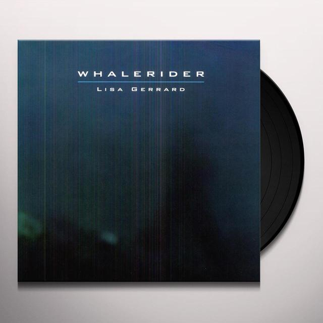 Lisa Gerrard WHALERIDER Vinyl Record
