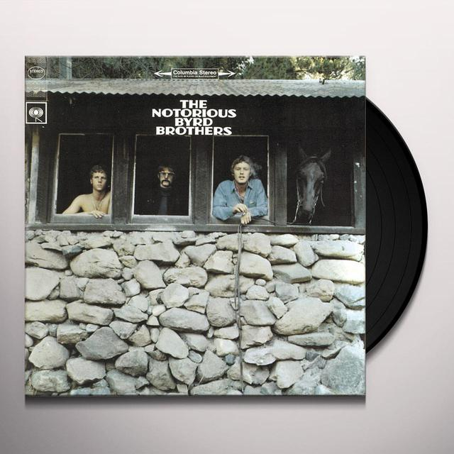 The Byrds NOTORIOUS BYRD BROTHERS Vinyl Record