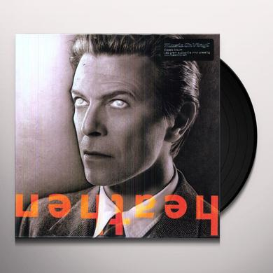 David Bowie HEATHEN Vinyl Record - Holland Import