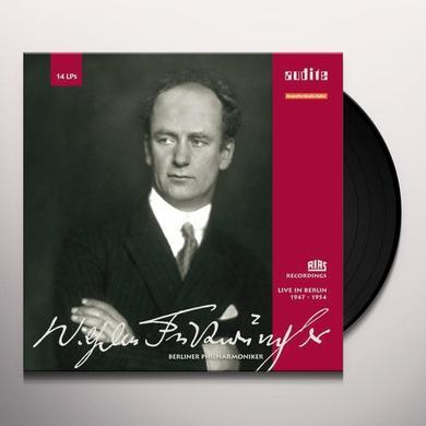 Beethoven / Berliner Philharmoniker / Furtwaengler EDITION WILHELM FURTWAENGLER Vinyl Record