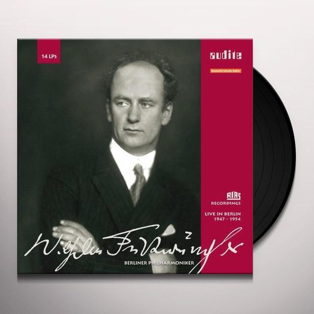 Beethoven / Berliner Philharmoniker / Furtwaengler EDITION WILHELM FURTWAENGLER Vinyl Record - 180 Gram Pressing