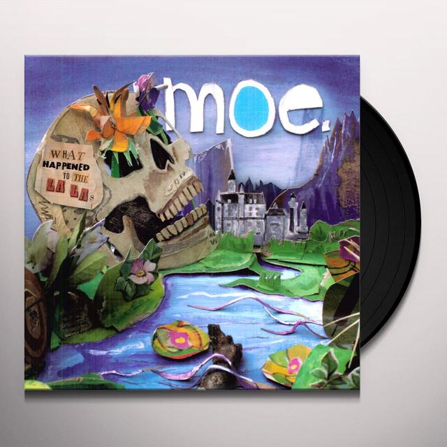 Moe WHAT HAPPENED TO THE LA LAS Vinyl Record