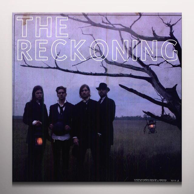 Needtobreathe RECKONING Vinyl Record - Colored Vinyl