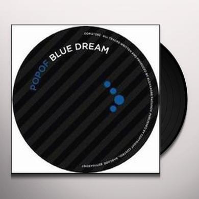 Popof BLUE DREAM Vinyl Record
