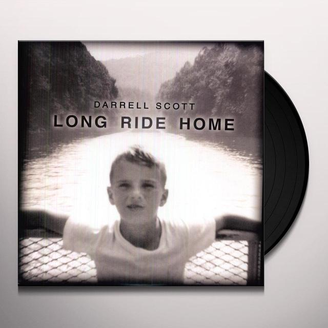 Darrell Scott LONG RIDE HOME Vinyl Record