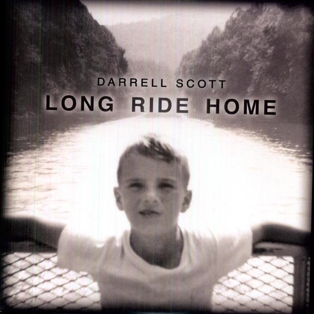 Darrell Scott LONG RIDE HOME Vinyl Record