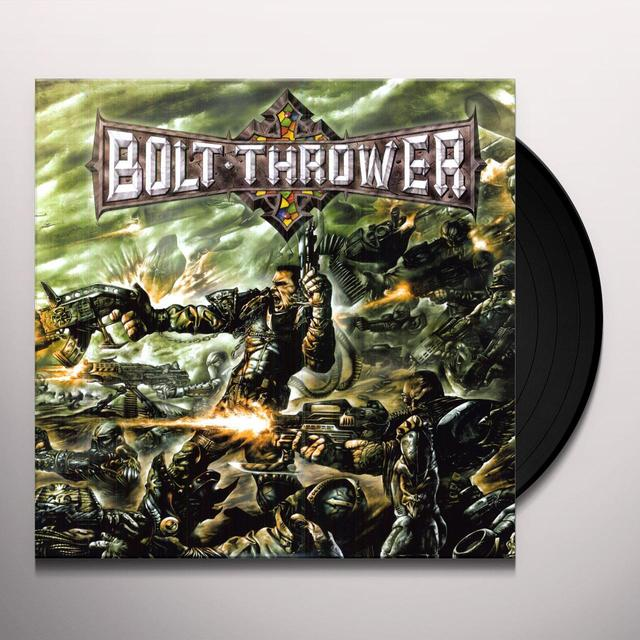 Bolt Thrower HONOUR VALOUR PRIDE Vinyl Record