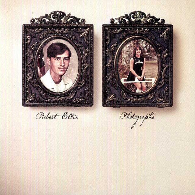 Robert Ellis PHOTOGRAPHS Vinyl Record