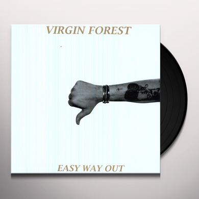 Virgin Forest EASY WAY OUT Vinyl Record - Digital Download Included