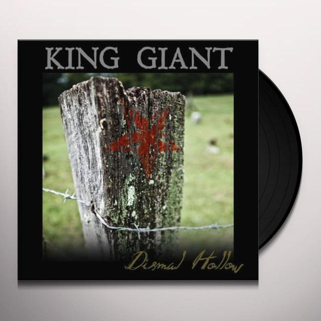King Giant DISMAL HOLLOW Vinyl Record