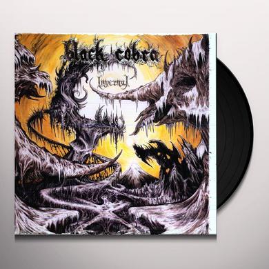 Black Cobra INVERNAL Vinyl Record - Deluxe Edition